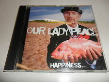 CD   Our Lady Peace - Happiness...Is Not A Fish