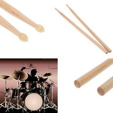 Pair of 5A Maple Wood Drumsticks Stick with Nylon Tip