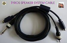 Yamaha Tyros Woofer Cable replacement WF887200 RS-MS01 TRS-MS02 MS04 TRS-MS04B