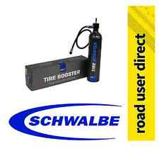 Schwalbe Tire Booster - Tubeless Assembly Tyre Cylinder Pump Inc Tracked Courier