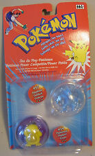 Hasbro Pokemon Power Pokes ENTON & ENTORON OVP 2000