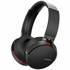 SONY MDR-XB950BT On-Ear Extra Bass Headphones with Bluetooth & NFC-BLACK (SMP05)