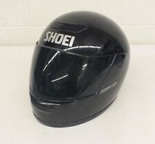 "Shoei Elite Series RF-R Full-Face Motorcycle Helmet Black Medium 7 1/8"" - 7 1/4"""
