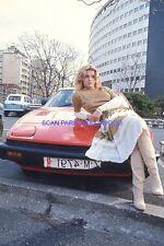 JEANE MANSON 70s DIAPOSITIVE DE PRESSE VINTAGE SLIDE #5