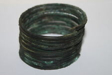ANCIENT GREEK BRONZE BANGLE  BRACELET 3rd Century BC