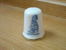 CHESTER PILGRIM / CHESTER PILGRIM BADGE THIMBLE