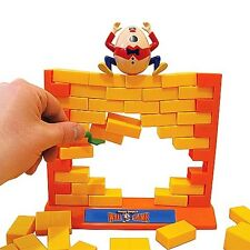 CHILDRENS KIDS HUMPTY DUMPTY HAD A BIG FALL WALL FALL JENGA TOY GAME  R05-0045