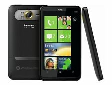 "HTC Touch HD2 T8585 Windows Phone GPS Radio 3G 4.3"" Libre TELEFONO MOVIL NEGRO"