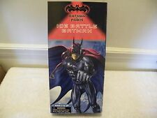 "Batman & Robin Ice Battle Batman 12"" figure-MIB"