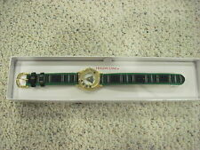 New Holiday Lane Green Christmas Watch from Macys