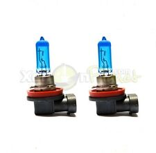 H8 5000K 35W Fog Spot Light Upgrade Halogen Bulbs Xenon White Look Effect