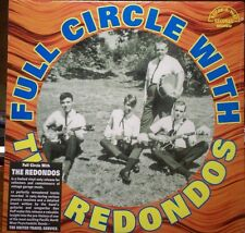 THE REDONDOS - FULL CIRCLE WITH 65 GARAGE ROCK pre UNITED TRAVEL SERVICE SLD LP