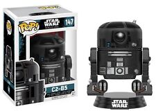 "STAR WARS ROGUE UNO C2-B5 3.75"" POP VINYL FIGURA FUNKO VENDEDOR GB"