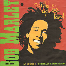 """BOB MARLEY - Could You Be Loved (RARE 1990 VINYL SINGLE 7"""" GERMANY)"""