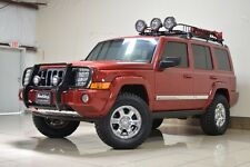 Jeep: Commander LIFTED 4X4