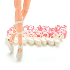 "Prevalent Ballet Shoes Bind-type for 11"" Barbie Doll Outfit Toy HU"