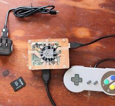 Handmade Retro Video Game Console - 20 in 1! (20,000+ games PS1, PSP, SNES, etc)
