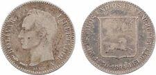 Venezuela, 1/4 bolivar, 25 centimes, 1894 Paris, RARE - 141