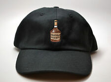 Henny Asap dad hat hennessy dad cap henney black unstructured