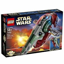 LEGO Star Wars Slave I with Boba Fett Ultimate Collectors Series 75060 New