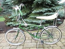 STUNNING All Original 1967 Schwinn Fastback in Campus Green
