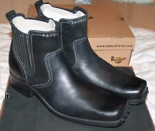 Mark Nason ROCKDALE mens boots  NEW IN BOX  size 10.5 black leather boots