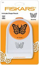 Fiskars Intricate  shape Punch  2 inch 5cm   Butterfly 2394