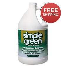 Simple Green - SMP13005EA All Purpose Industrial Cleaner Degreaser, 1 Gallon NEW