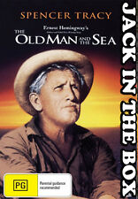 The Old Man And The Sea DVD NEW, FREE POSTAGE WITHIN AUSTRALIA REGION ALL