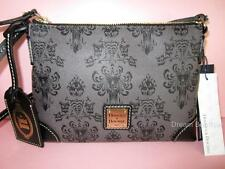 Disney Dooney & Bourke Haunted Mansion Crossbody Pouchette Handbag NWT