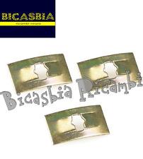 7915 - 3 MOLLETTA FERMO FISSAGGIO TARGHETTA VESPA 150 SPRINT VELOCE GL