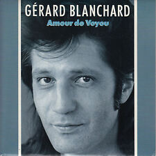 45TRS VINYL 7''/ FRENCH SP GERARD BLANCHARD / AMOUR DE VOYOU