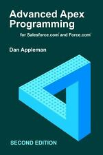 Advanced Apex Programming for Salesforce.com and Force.com, Appleman, Dan, Good