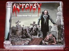 Autopsy: Torn From The Grave CD 2001 Peaceville UK CDVILED 84 Super Jewel NEW