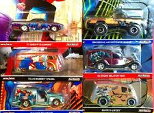 Hot Wheels 2016 1:64 Pop Culture DC Comics Batman & Superman CASE D SET OF 6