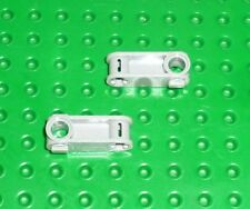 LEGO - TECHNIC - Axle & Pin Connector Perpend 3L w/Hole Lt GREY x2 (32068) TK311