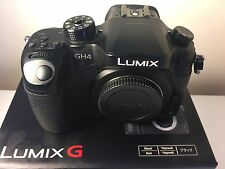 Panasonic LUMIX DMC-GH4 camera body V-Log L unlocked + FREE 32gb SD card