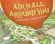 Air Is All Around You (Let's-Read-And-Find-Out Science: Stage 1)-ExLibrary