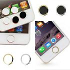 Aluminium Metal Home Button Stickers Hot For Apple iPhone 5 5S 6s Ipod Ipad2 3 4