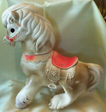 Vintage Rubber Toy Pony the Howard Mobley Co 1961