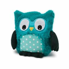 Intelex Hooty Microwaveable Plush  Turquoise