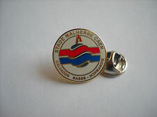 a3 CAEN FC club spilla football calcio futbol pins broches francia france