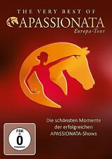 APASSIONATA-MAGISCHE BEGEGNUNGEN - THE VERY BEST OF 2 DVD NEU