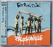 FATBOY SLIM Palookaville Japan 14-track promo sample CD + bonus tracks