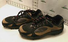 Rockport Womens Shoes XCS Hiking Treking Walking Camping Size 8 Black Tan