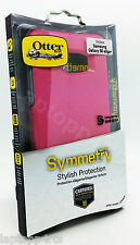Genuine Otterbox Symmetry ShockProof Case Cover Samsung Galaxy S6 Edge Plus Pink