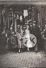 IVAN MOSJOUKINE Loïs MORAN PRADOT Feu Mathias Pascal L'HERBIER Italie Photo 1926