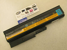 New OEM Battery For Lenovo Thinkpad R60 T60 T61 R61 42T5246 92P1138 10.8V-5.2Ah