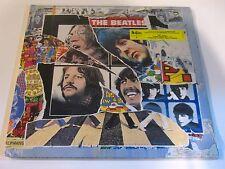"""Beatles 3LP Sealed """"ANTHOLOGY 3"""" Pkg. w/CD Promo, Poster, LP Slick 4 ITEMS TOTAL"""