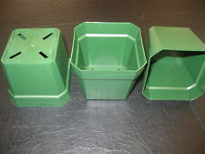ONE HUNDRED - Kord 3.5 SQ TRAD. 3.5-inch Square Pot / Potting - Made in Canada